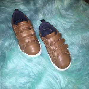 Old Navy Toddler Boy Leather Sneakers -